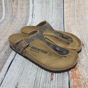 Birkenstock Gizeh Sandals Size 37